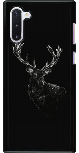 Coque Samsung Galaxy Note 10 - Abstract deer