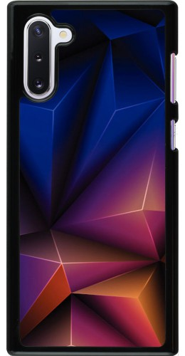 Coque Samsung Galaxy Note 10 - Abstract Triangles