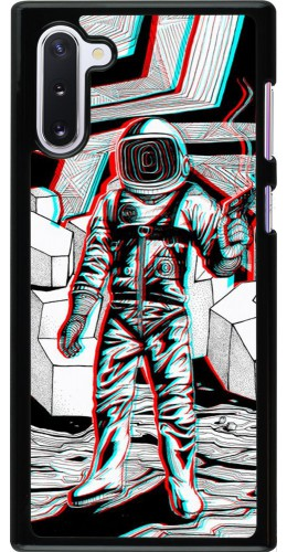 Coque Samsung Galaxy Note 10 - Anaglyph Astronaut