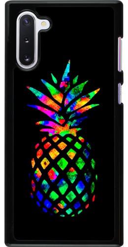 Coque Samsung Galaxy Note 10 - Ananas Multi-colors