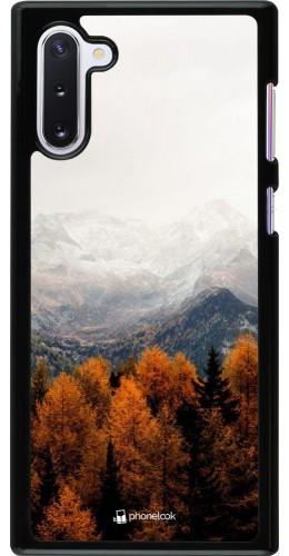 Coque Samsung Galaxy Note 10 - Autumn 21 Forest Mountain