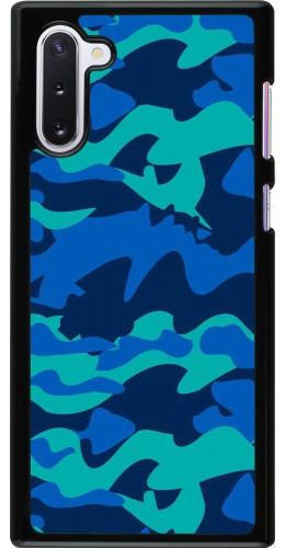 Coque Samsung Galaxy Note 10 - Camo Blue