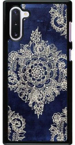Coque Samsung Galaxy Note 10 - Cream Flower Moroccan