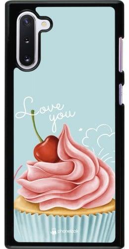Coque Samsung Galaxy Note 10 - Cupcake Love You