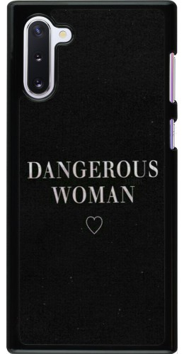 Coque Samsung Galaxy Note 10 - Dangerous woman