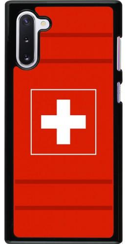Coque Samsung Galaxy Note 10 - Euro 2020 Switzerland