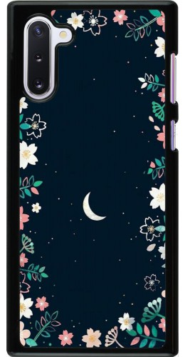 Coque Samsung Galaxy Note 10 - Flowers space