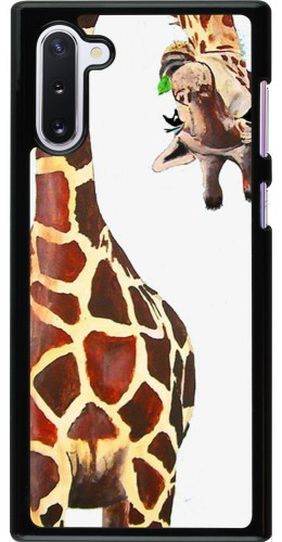 Coque Samsung Galaxy Note 10 - Giraffe Fit