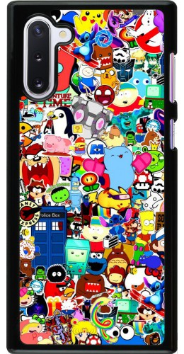 Coque Samsung Galaxy Note 10 - Mixed cartoons