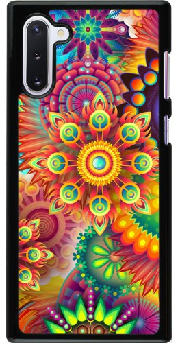 Coque Samsung Galaxy Note 10 - Multicolor aztec