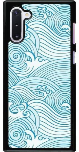 Coque Samsung Galaxy Note 10 - Ocean Waves