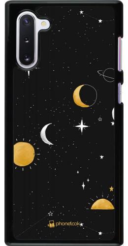 Coque Samsung Galaxy Note 10 - Space Vector