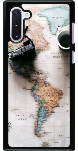 Coque Samsung Galaxy Note 10 - Travel 01