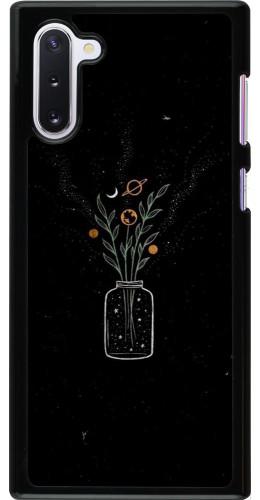 Coque Samsung Galaxy Note 10 - Vase black