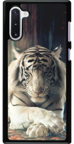 Coque Samsung Galaxy Note 10 - Zen Tiger