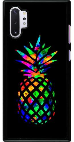 Coque Samsung Galaxy Note 10+ - Ananas Multi-colors