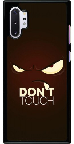 Coque Samsung Galaxy Note 10+ - Angry Dont Touch