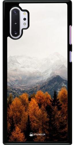 Coque Samsung Galaxy Note 10+ - Autumn 21 Forest Mountain