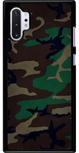 Coque Samsung Galaxy Note 10+ - Camouflage 3