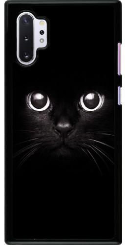 Coque Samsung Galaxy Note 10+ - Cat eyes
