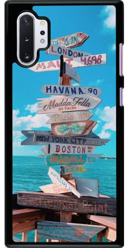 Coque Samsung Galaxy Note 10+ - Cool Cities Directions