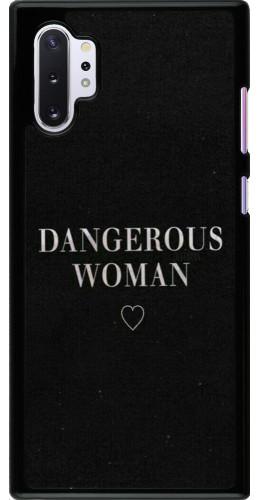 Coque Samsung Galaxy Note 10+ - Dangerous woman