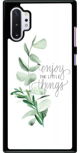 Coque Samsung Galaxy Note 10+ - Enjoy the little things