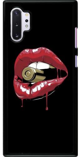 Coque Samsung Galaxy Note 10+ - Lips bullet