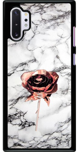 Coque Samsung Galaxy Note 10+ - Marble Rose Gold