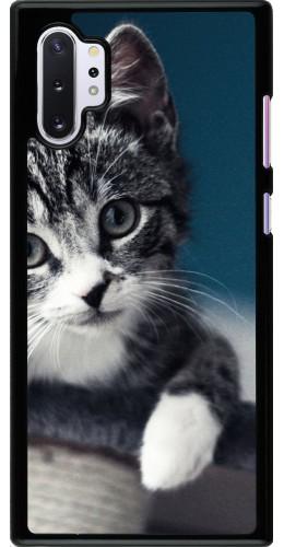Coque Samsung Galaxy Note 10+ - Meow 23