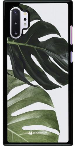 Coque Samsung Galaxy Note 10+ - Monstera Plant