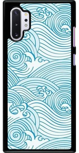 Coque Samsung Galaxy Note 10+ - Ocean Waves