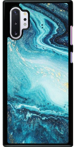Coque Samsung Galaxy Note 10+ - Sea Foam Blue