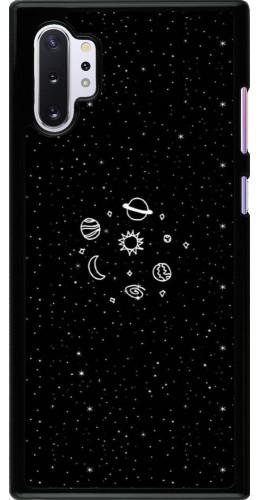 Coque Samsung Galaxy Note 10+ - Space Doodle