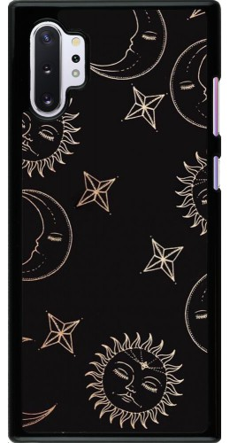 Coque Samsung Galaxy Note 10+ - Suns and Moons