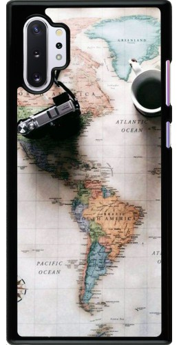 Coque Samsung Galaxy Note 10+ - Travel 01