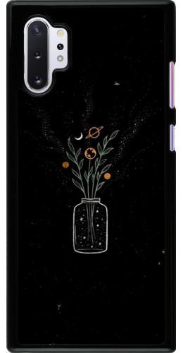 Coque Samsung Galaxy Note 10+ - Vase black