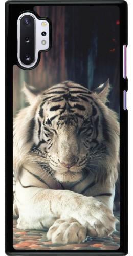Coque Samsung Galaxy Note 10+ - Zen Tiger
