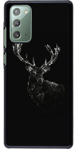 Coque Samsung Galaxy Note 20 - Abstract deer