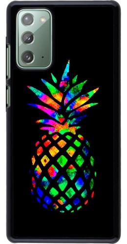 Coque Samsung Galaxy Note 20 - Ananas Multi-colors