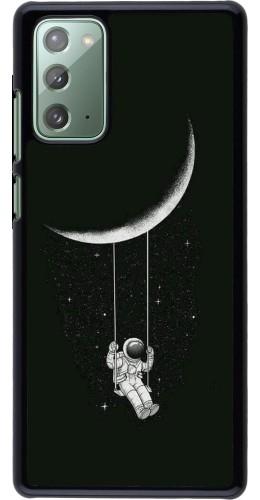 Coque Samsung Galaxy Note 20 - Astro balançoire