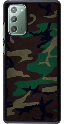 Coque Samsung Galaxy Note 20 - Camouflage 3