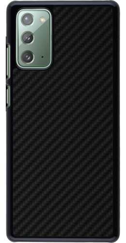 Coque Samsung Galaxy Note 20 - Carbon Basic