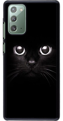 Coque Samsung Galaxy Note 20 - Cat eyes