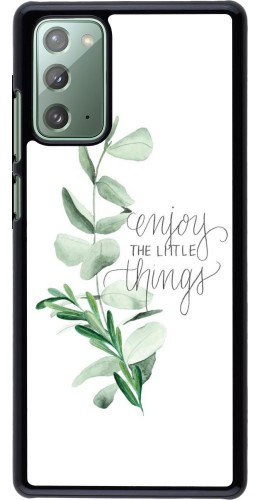 Coque Samsung Galaxy Note 20 - Enjoy the little things