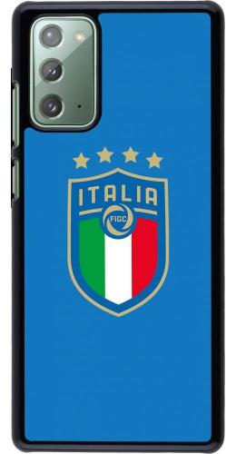 Coque Samsung Galaxy Note 20 - Euro 2020 Italy