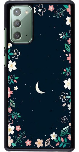 Coque Samsung Galaxy Note 20 - Flowers space