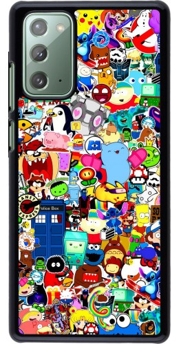 Coque Samsung Galaxy Note 20 - Mixed cartoons