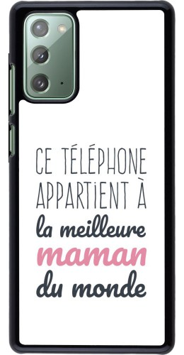 Coque Samsung Galaxy Note 20 - Mom 20 04