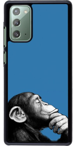Coque Samsung Galaxy Note 20 - Monkey Pop Art